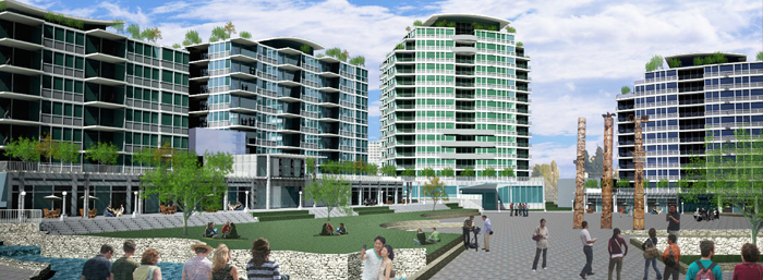 Vancouver Island University | Lu Tang Architecture Ltd.